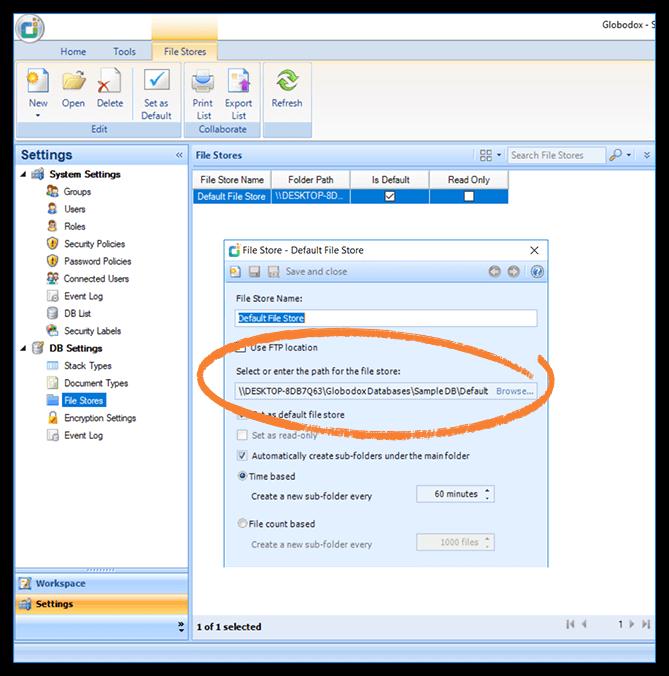 globodox features do so muc more Retain control over screenshort